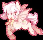 (commission) fraise sablee