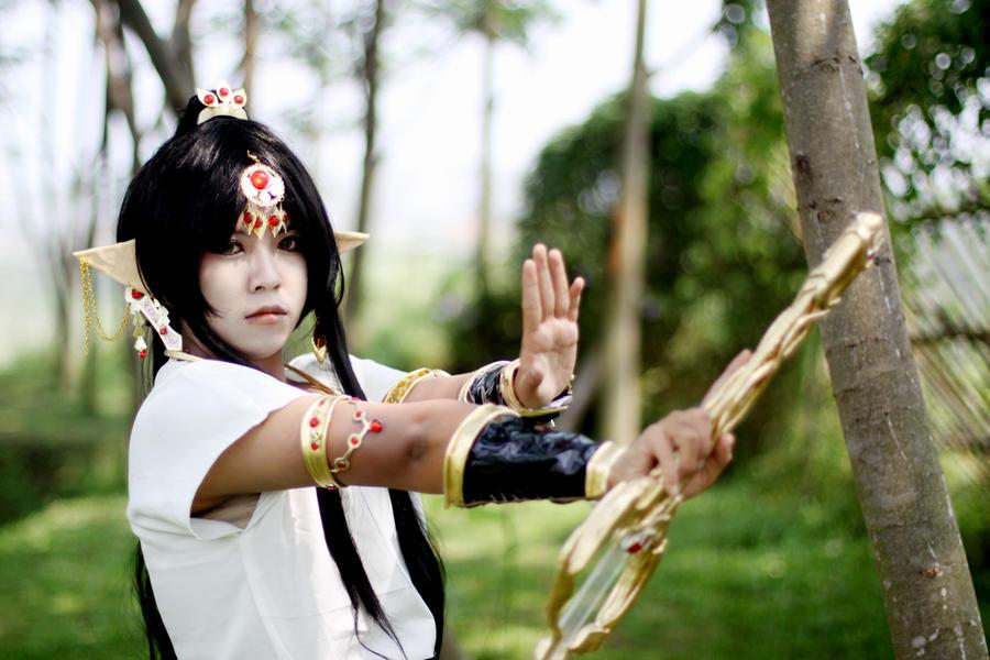 Ashura by kazuhyun