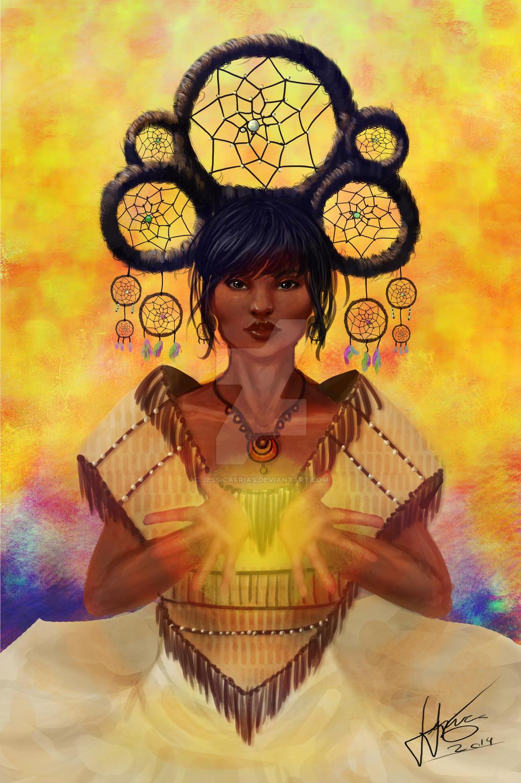 The Dream Catcher by jessicafrias
