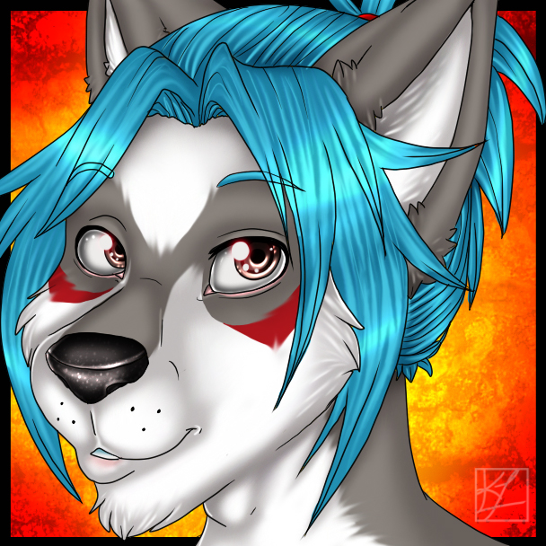Icon commission for Ragnar-Helghow by KatieKuguar