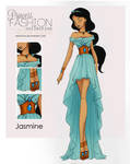Princess Fashion Collection - Jasmine