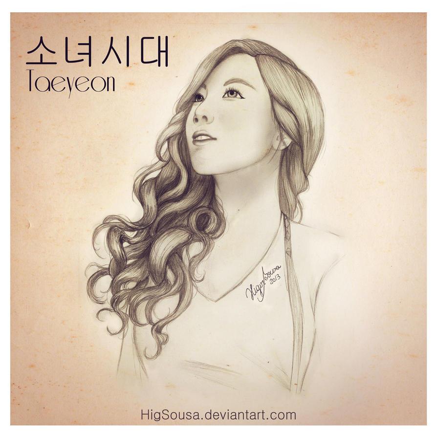 Kim TaeYeon by HigSousa