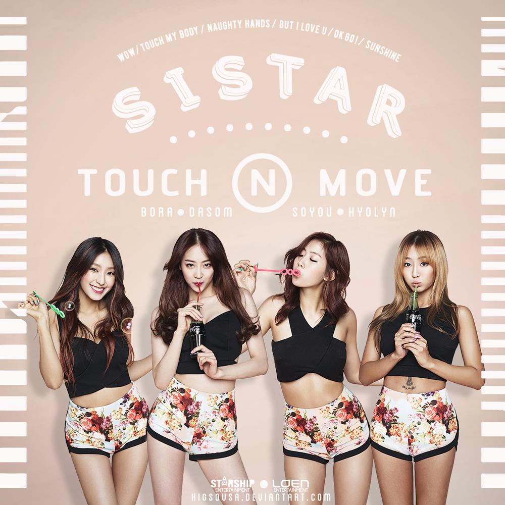 Sistar touch my body xxx version kpop 7
