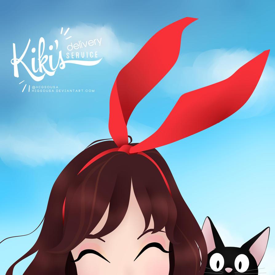 Kiki's Delivery Service by HigSousa