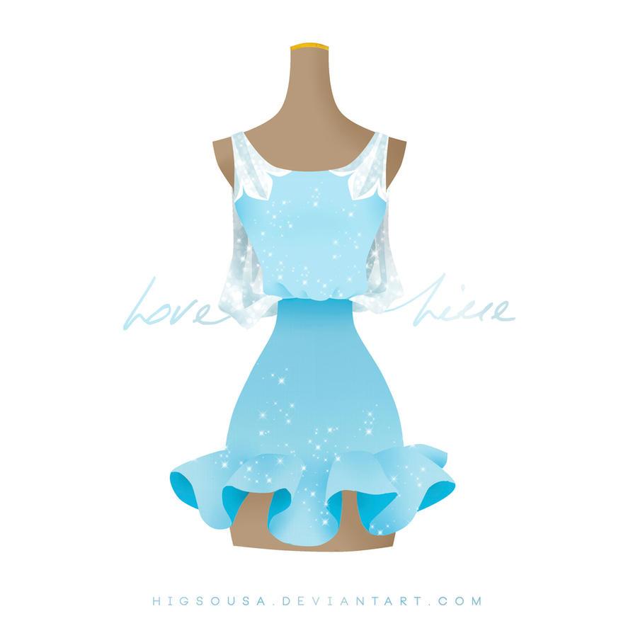Love Line - Cinderella by HigSousa