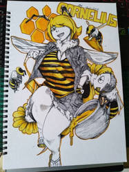 Cornelius The Narcissistic Queen Bee