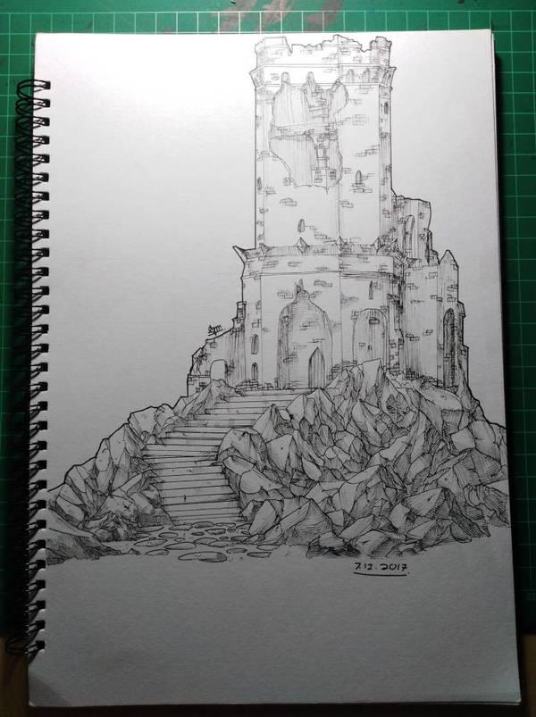 Just a practice 1 by FionaMirai