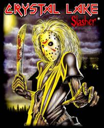 Iron Maiden - Jason Voorhees Mashup
