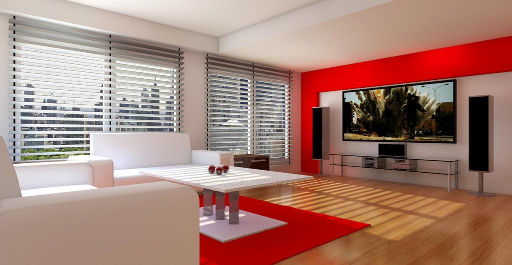 Black Grey Red Living Room Decor Amazoncom