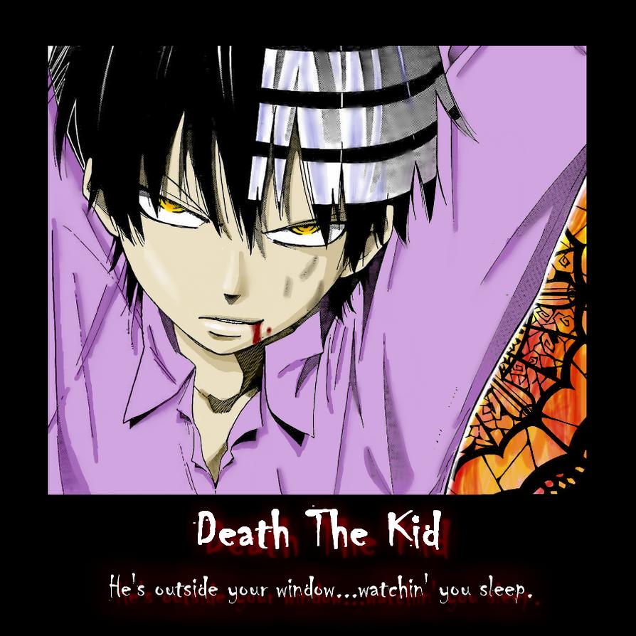 Death the Kid Motiv. by InsanelyADD