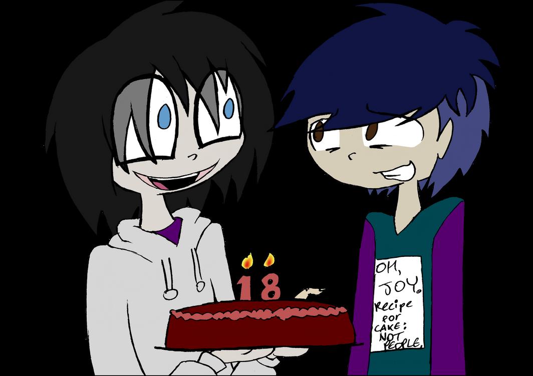 Jeffs Birthday Cake By Insanelyadd On Deviantart