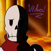(31DH3) Day 16: PAPYRUS [Animated Video Link] by InsanelyADD