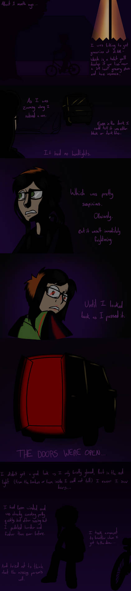Diary Comic: Probably Kidnappers by InsanelyADD on DeviantArt