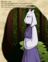 A Tale From Ebott Forest: Page 1