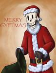 King Santa Papyrus