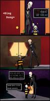 SkeleChara Page 10 (Halloween)