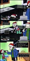 SkeleChara Page 11 (Gyftmas Part 1)