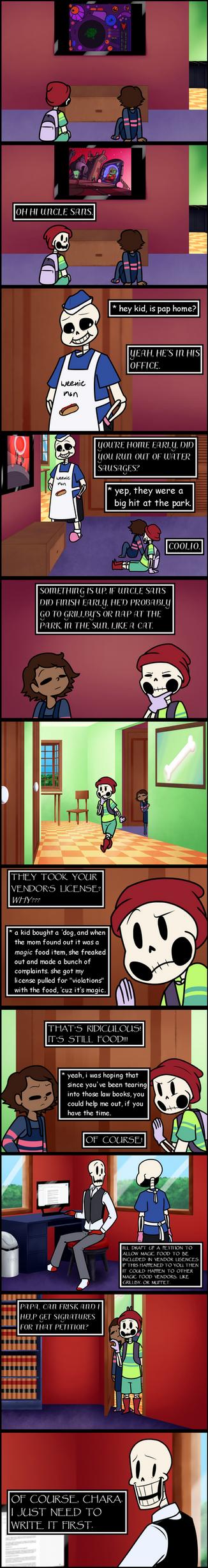 SkeleChara Page 16