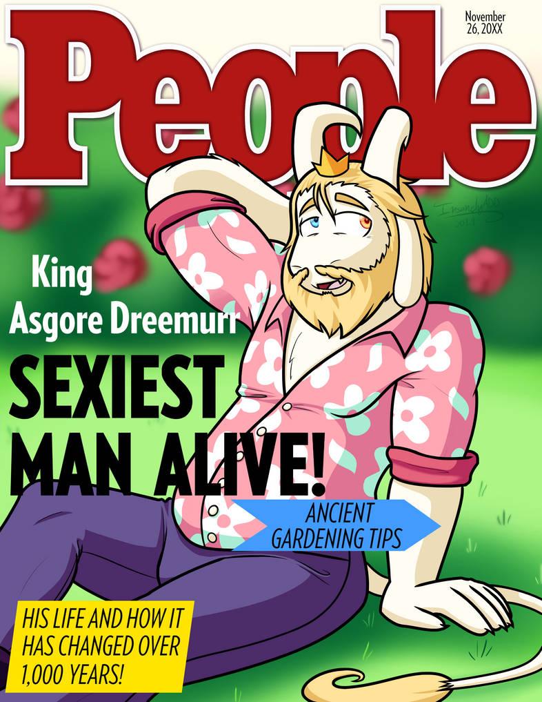 Asgore Dreemurr: Sexiest Man Alive by InsanelyADD on DeviantArt