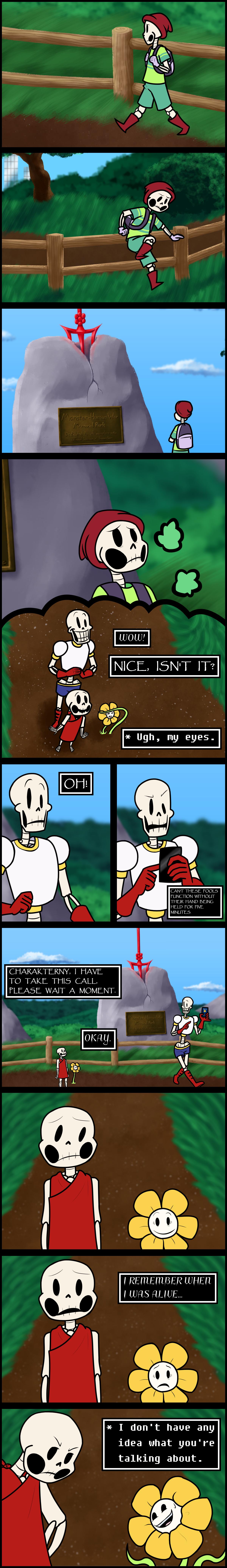 SkeleChara Page 18