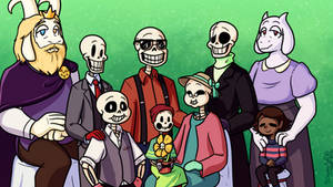 HAPPY TWO YEARS OF SKELECHARA