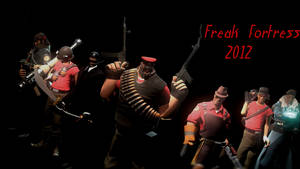 Freak Fortress 2012 Poster