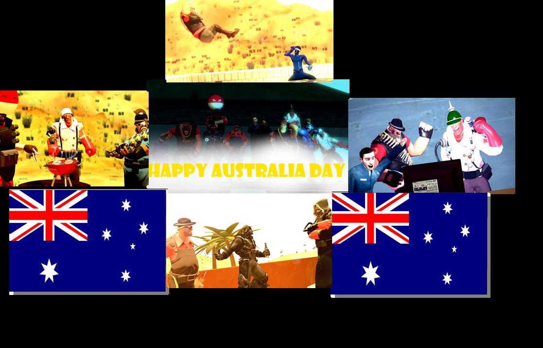 (GMOD) Australia Day by bioshocked1337