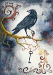 Heartstrings and Raven Wings