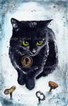 Keyhole Kitten II