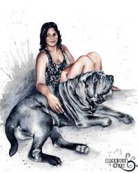 Ashley  Kalea by bcduncan