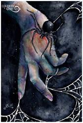 Flirtations with Arachne I by bcduncan