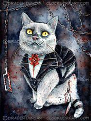 Fallen Kitten