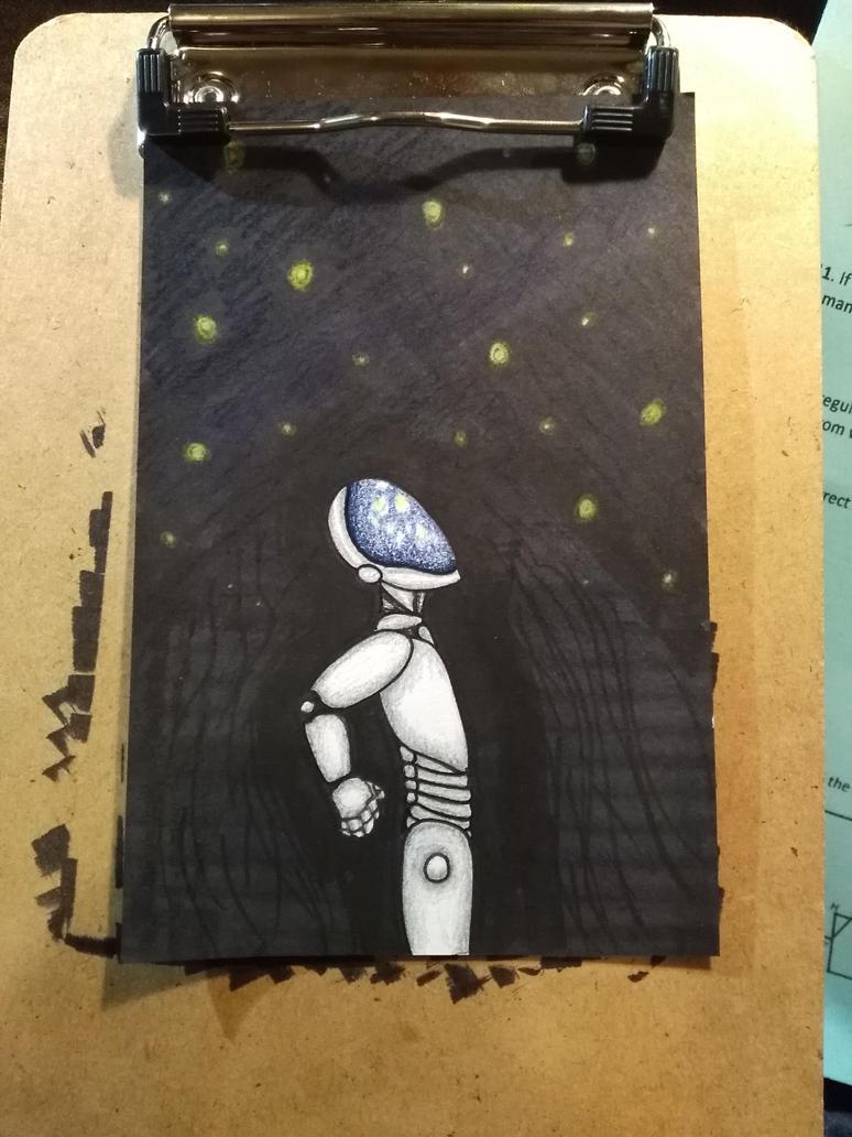 Stargazing by expellingsecrets