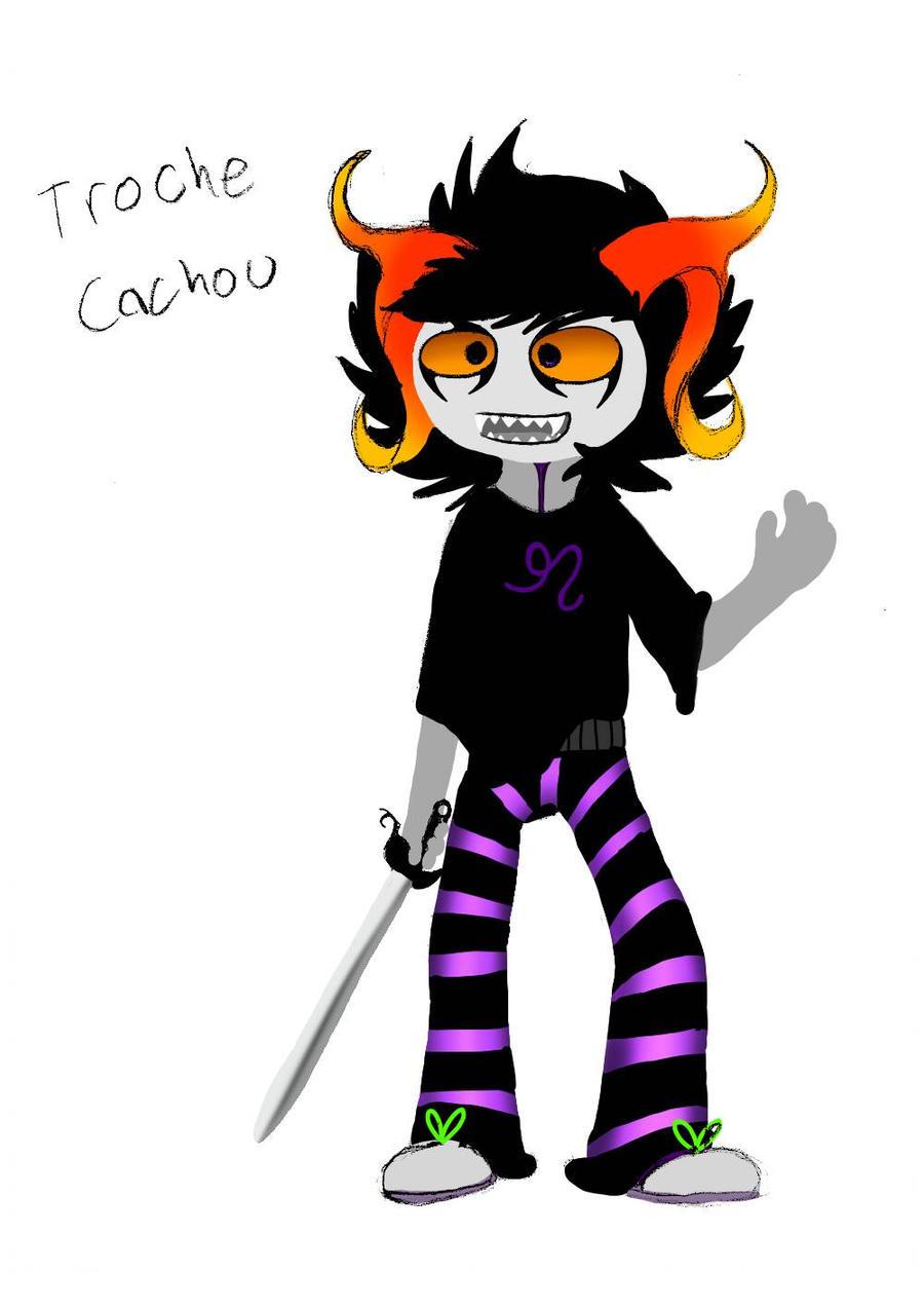 Troche Cachou by expellingsecrets