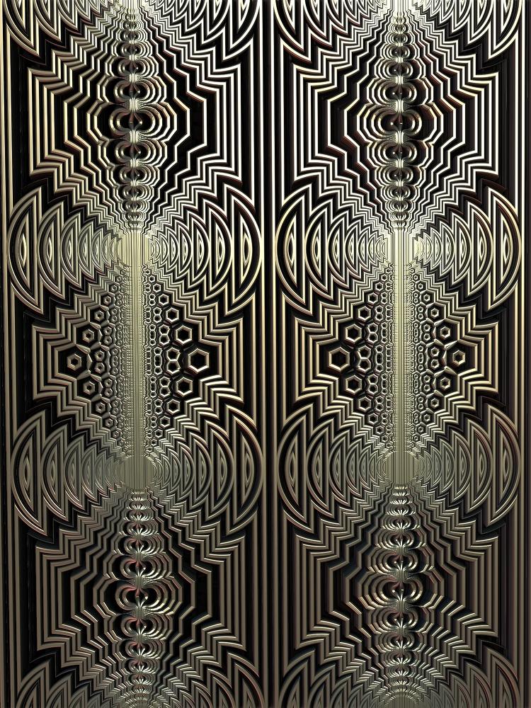 Art Deco Panels by DocSPM