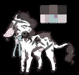 Moon Cow [Set Price][OPEN]