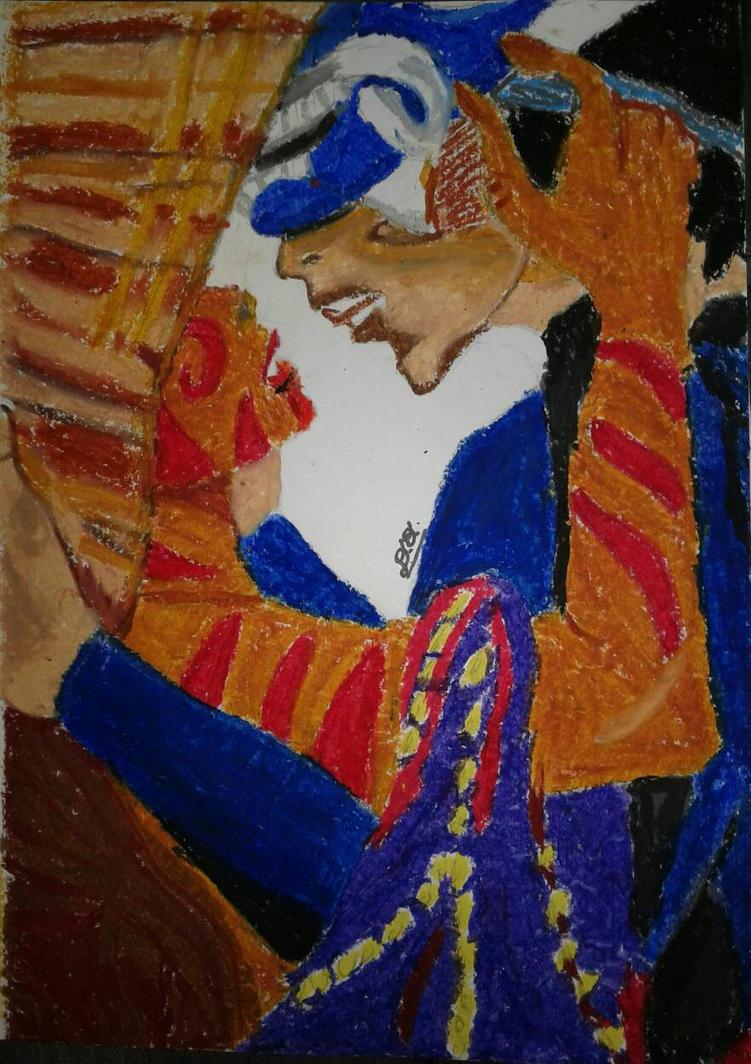 painted lady blue spirit - photo #20