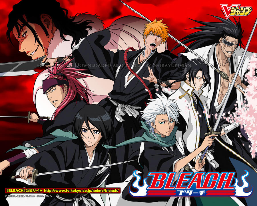 Bleach Completo MF 2013