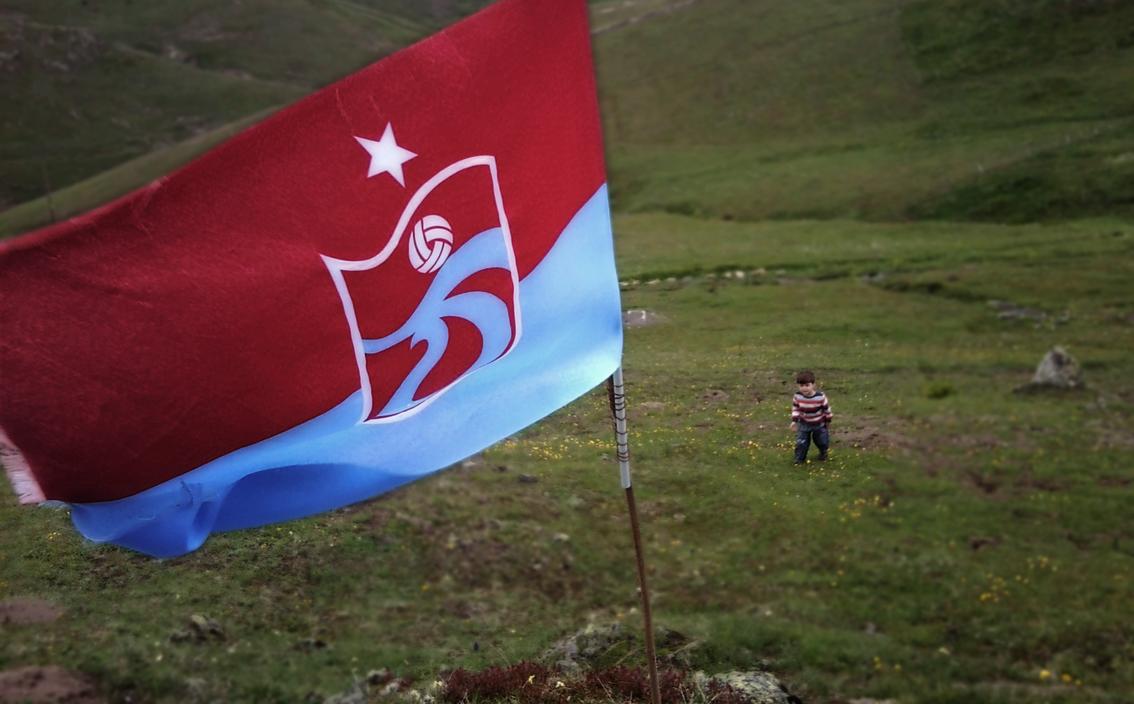 Trabzonspor Bayrak By MuhammetK On DeviantArt