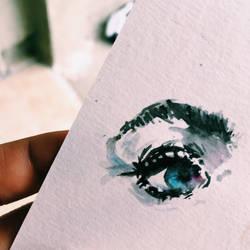 Eye by angelayiliu