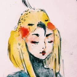 Sunny by angelayiliu