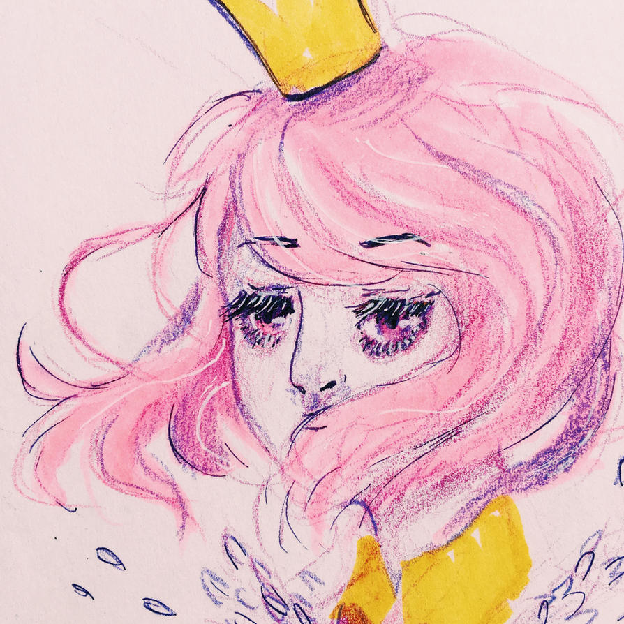 Queen Penelope Fan Art by angelayiliu
