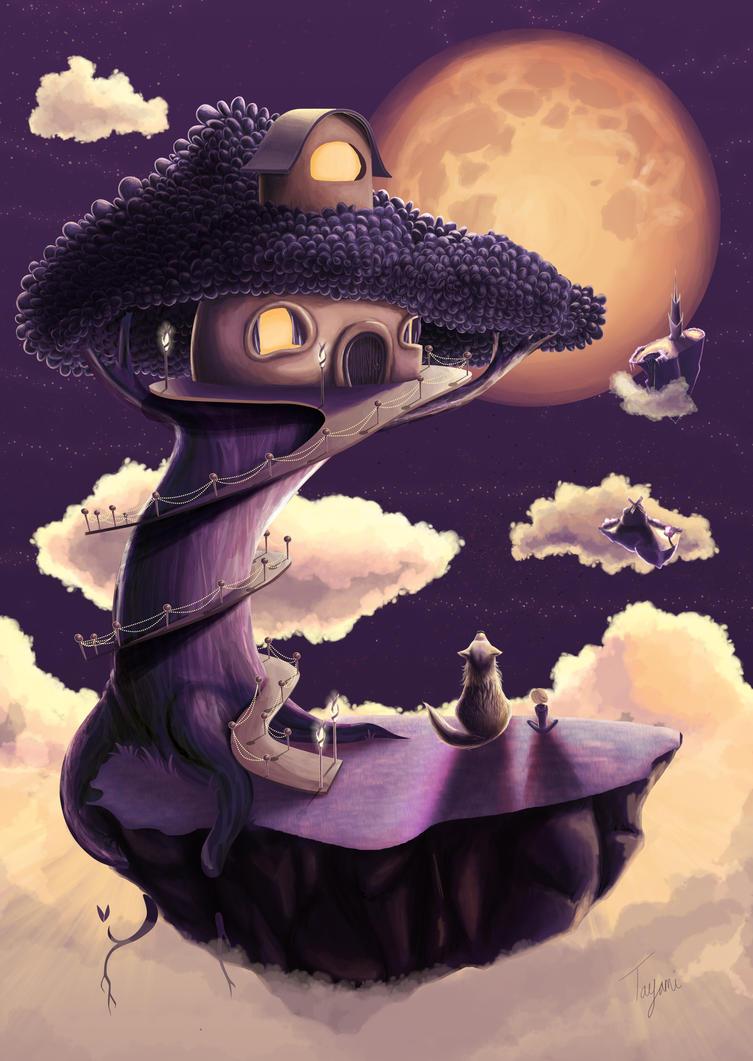 .:Treehouse:. by TAyami