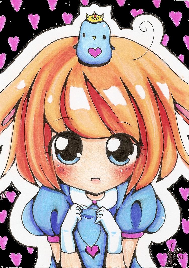 Heart Princess by popoyon