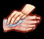 Tododeku Hands