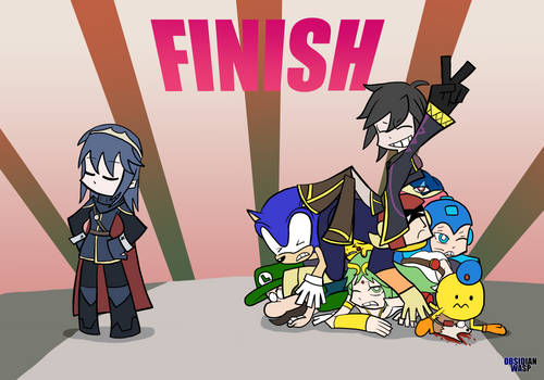 SSB4 - TIME TO TIP THE SCALES!