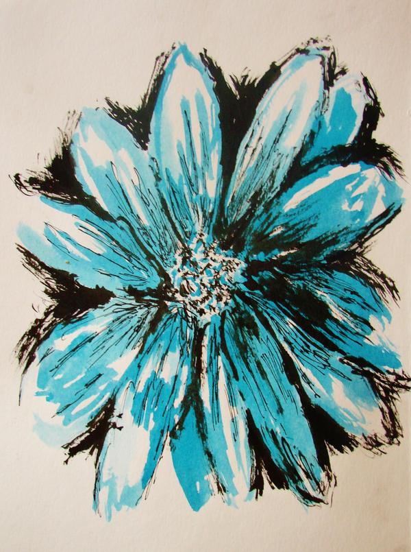 Blue Dazey by Bee-Ham