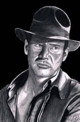 Indiana Jones 01 by CHADBOVEY