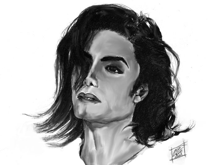 Michael Jackson RIP by CHADBOVEY