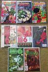Big Hero 6 Main Comic Series